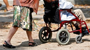 Research from Scope found disabled people pay £550 per month extra on living costs each month.