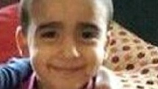 Mikaeel Kular's sickness caused his mother to 'lose her temper.'