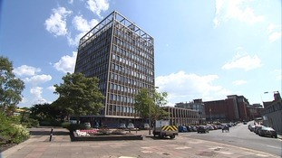 The Civic Centre, home of Carlisle City Council, may be replaced by shops