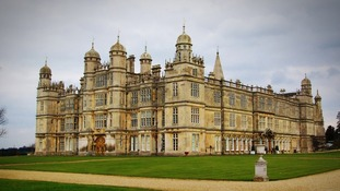 Burghley House was used a location in the Da Vinci Code film.
