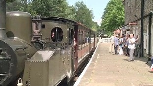 Three steam engines will been in service over the weekend