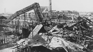 Some 139 people died when their factory exploded.