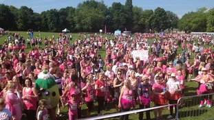 This year's Race for Life in Wakefield raised more than £130,000 for Cancer Research UK
