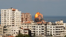 Israel and Hamas start 12-hour ceasefire in Gaza
