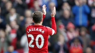 Adam Lallana is among the high-profile names to leave the club this summer.