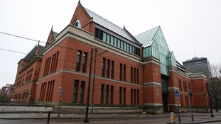 Manchester Crown Court, where a trial had to be stopped after complaints the judge had fallen asleep.