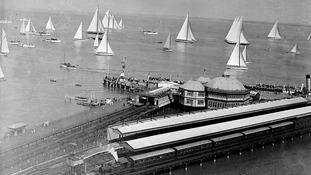 Ryde Pier 200 year aniiversary