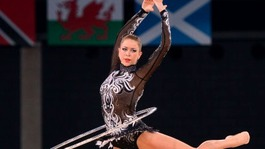Northants gymnast wins Gold at Glasgow