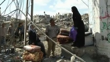 Loss of life rises in Gaza despite 12-hour ceasefire