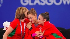Jones wins Wales' first gold of Commonwealths