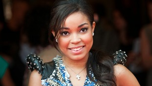 Scottish Fashion Awards Dionne Bromfield