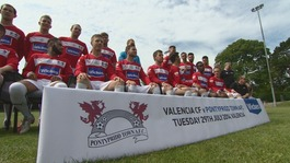 Pontypridd Town to take on Spanish giants Valencia