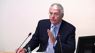 Leveson Inquiry Sir John Major