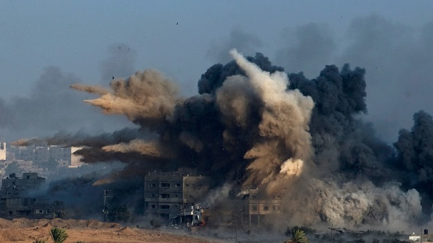 UN call for 'immediate and unconditional ceasefire' in Gaza