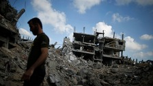UN call for 'immediate and unconditional' truce in Gaza