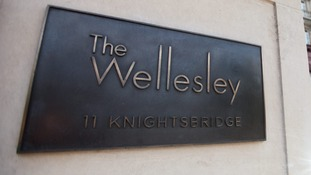 The Wellesley in Knightsbridge