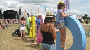WOMAD in Colour - a festival gallery