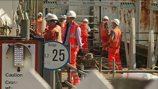 Engineers working in Selby