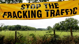 Many local communities have shown resistance to plans for fracking.