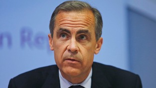 Mark Carney was highly critical of Lloyds' conduct.