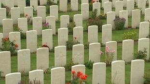 Every WW1 grave is made in Arras.