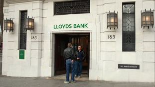 Lloyds has been hit by fines from both US and UK regulators.