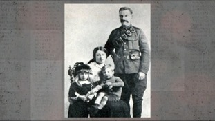 Corporal Thomas survived the war and raised a family.