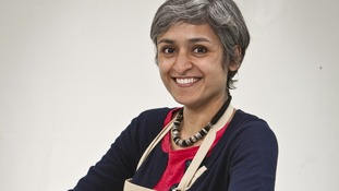 Chetna combines Indian influences with British baking techniques.