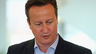 David Cameron will meet relatives of British MH17 victims today.