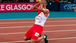 Dartford's Adam Gemili has Jamaica in his sights
