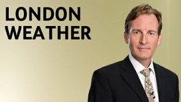 London Tonight Weather Forecaster, Robin McCallum.