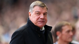 West Ham co-chair, David Gold, denies hinting on Twitter that Sam Allardyce could be sacked