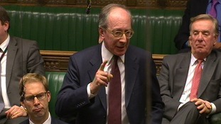 Sir Malcolm Rifkind was foreign secretary in John Major's government.
