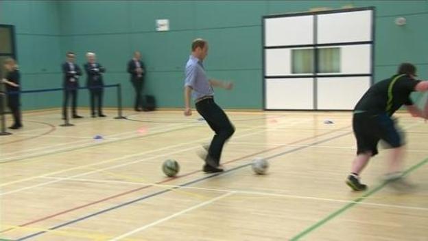 princeharryandwilliamfootball