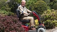 Seven of our tourist attractions have been praised for helping older and less able guests enjoy their experience