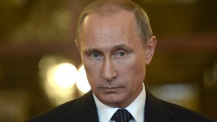 Sanctions against Russia have been tentatively agreed by European leaders.
