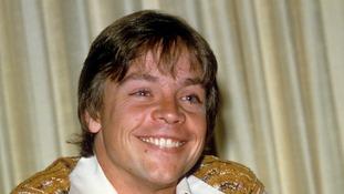 Mark Hamil in 1982.