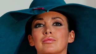 Sophia Cahill, former Miss Wales.