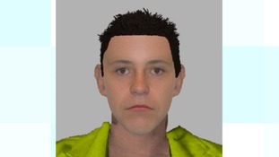 E-fit released by Norfolk Police.