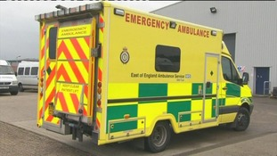 East of England Ambulance Service annual meeting to be held in Ipswich.