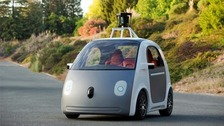 Driverless cars tested on UK roads from January 2015