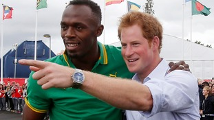 Usain Bolt was reportedly unimpressed with Glasgow 2014.