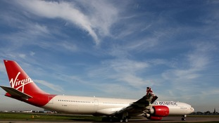 Virgin Atlantic says it will not fly over Iraq due to safety concerns.