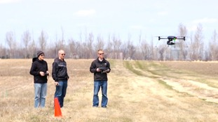North Dakota is on the front line of the drone revolution.