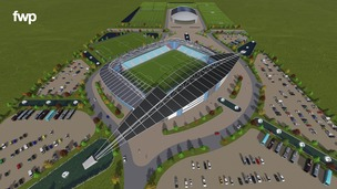 Scunthorpe United release plans for their new stadium