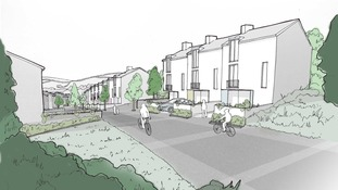 plans to build 700 homes near Ilfracombe
