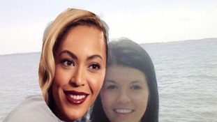 Canadian woman gets over ex-boyfriend by photoshopping Beyonce over his face