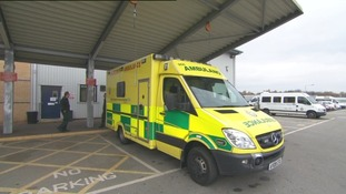 An East of England ambulance