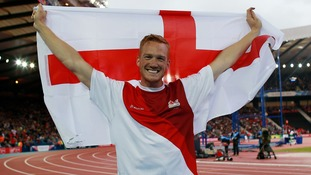 Gold for Greg Rutherford