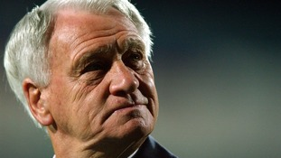 Sir Bobby Robson died in 2009 aged 76.